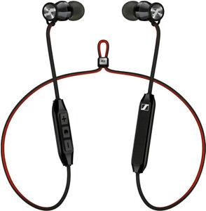 Sennheiser momentum free inear Bluetooth Auriculares, rojo negro, nuevo, garantía