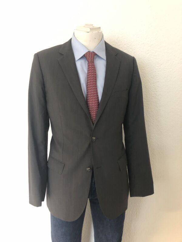 Selten Getragenes Hugo Boss Sakko Blazer Anthrazit Grau Jacket Gr. 50