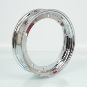 Red 10 inches RMS Wheel Rims for Vespa 50 ET3 PX PK