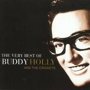 Buddy-Holly-Buddy-Holly-amp-the-Crickets-Very-Best-of-New-CD