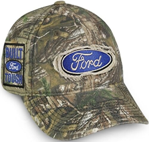 Ford Built Tough Realtree Xtra Low Crown Cap