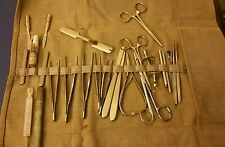 WW2 German Military Surgical Field Kit