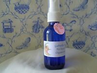 Organic Spray Deodorant- Stop Bad Bacteria Under Your Arms