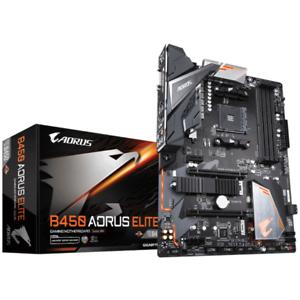 Gigabyte-B450-AORUS-Elite-ATX-Mainboard-Sockel-AM4-M-2-HDMI-DVI