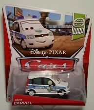 Disney Pixar Cars 2 • Alex Carvill • 2013 WGP Cardback Security Van