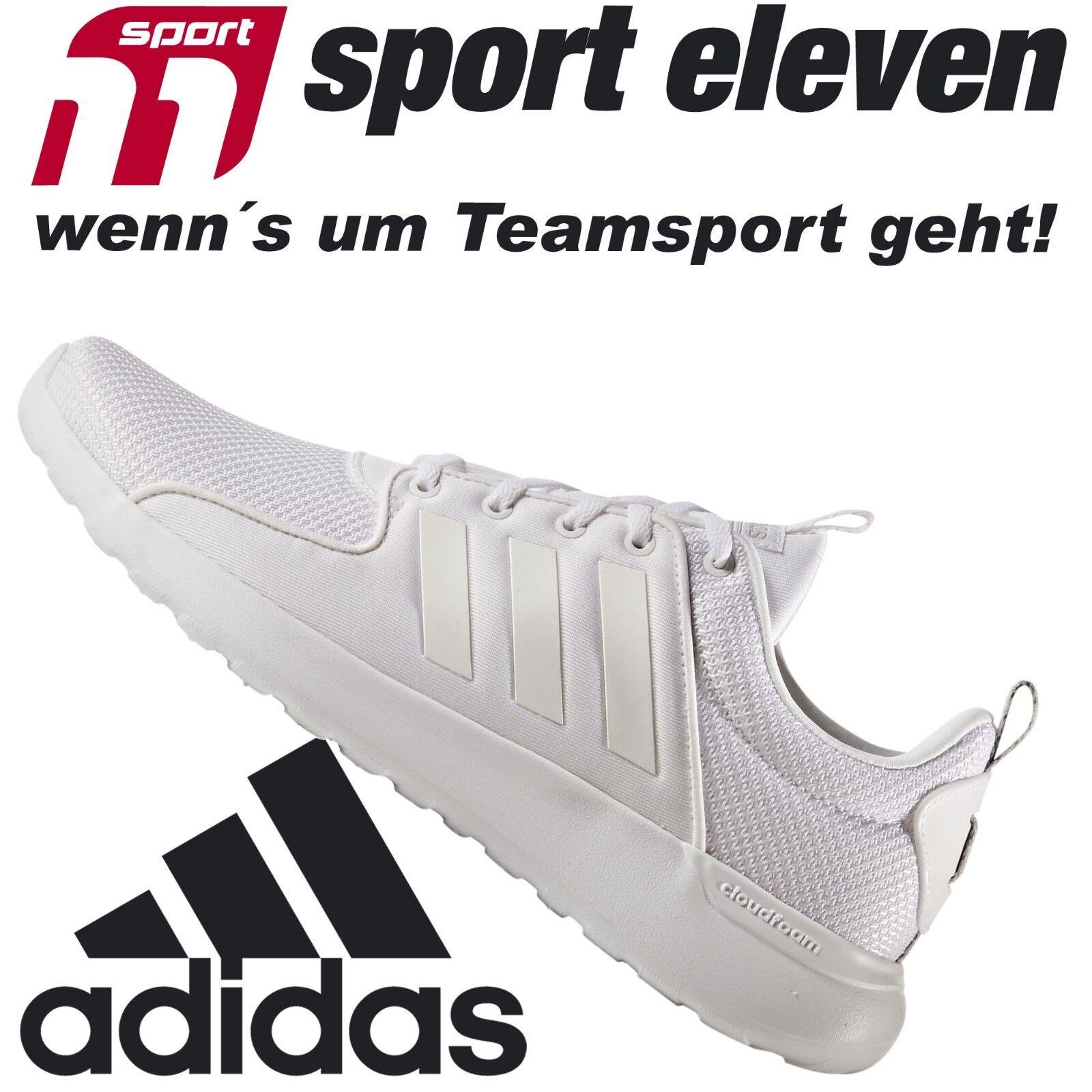 adidas Freizeitschuhe Cloudfoam Lite Racer Herren weiß - AW4262