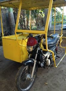 Details about for sale 2nd hand suzuki raider tricycle w/sidecar