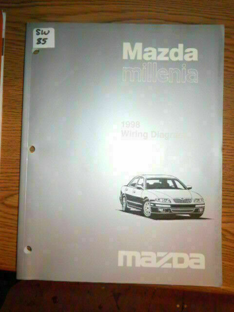Diagram  Wiring Diagrams Mazda Millenia Abv Full Version Hd Quality Millenia Abv