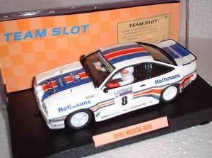 Qq 70703 Opel Decke 400 Lombard Rally 1989 # 8 Jimmy Mc Rae Quality First Kinderrennbahnen