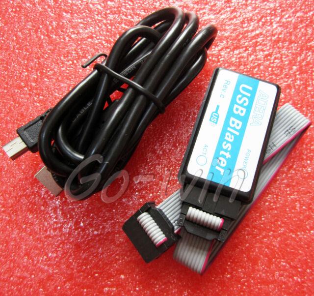 1PCS altera Mini Usb Blaster Cable For CPLD FPGA NIOS JTAG Altera Programmer