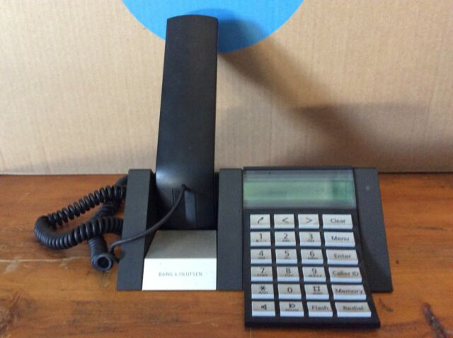Dejlig Bang & Olufsen B&o BeoCom 2500 TSS Desk Phone Telephone Parts JX-28