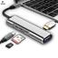Thunderbolt3-dock-Type-C-HUB-USB-3-1-dongle-for-Samsung-S8-Macbook-pro-adapter thumbnail 27