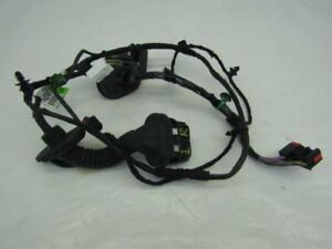 2012-2014 ford focus hatchback platinum rear back door wire wiring harness  cable | eBayeBay