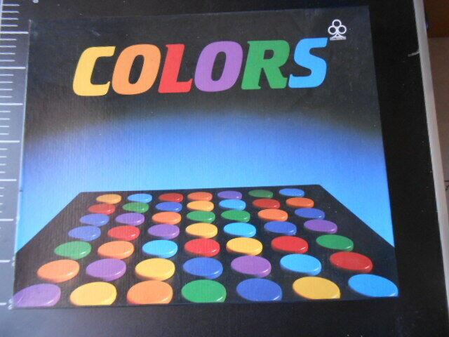 tavola gioco ColoreeeeeS GIOCO DA DA DA TAVOLO Vintage bf3cae