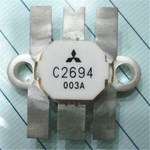 1pc-2SC2694-C2694-Mitsubishi-NPN-RF-Power-Transistor