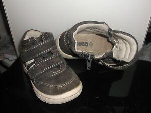 Grau Wildleder,v.indigo Gr GroßZüGig Baby Schuhe 20 Gut FüR Energie Und Die Milz