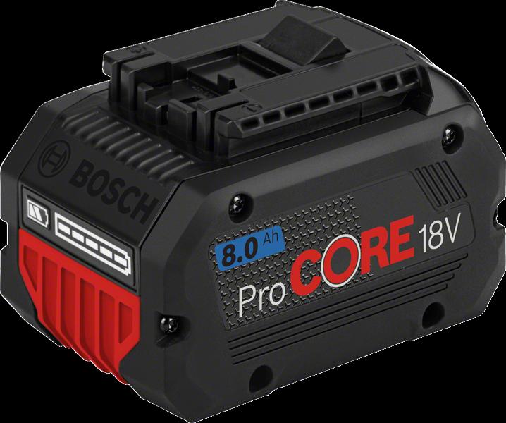 Bosch ProCORE Akku 18V 8,0 AH (1600A016GK)