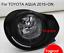 Front Fog Lamp For Toyota Prius C Aqua 2015 ~ 2016 Bumper Fog Light Assembly