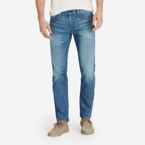 NWT Light Wash Tailored Fit Jetsetter Jeans from Bonobos, Size 36 X 34