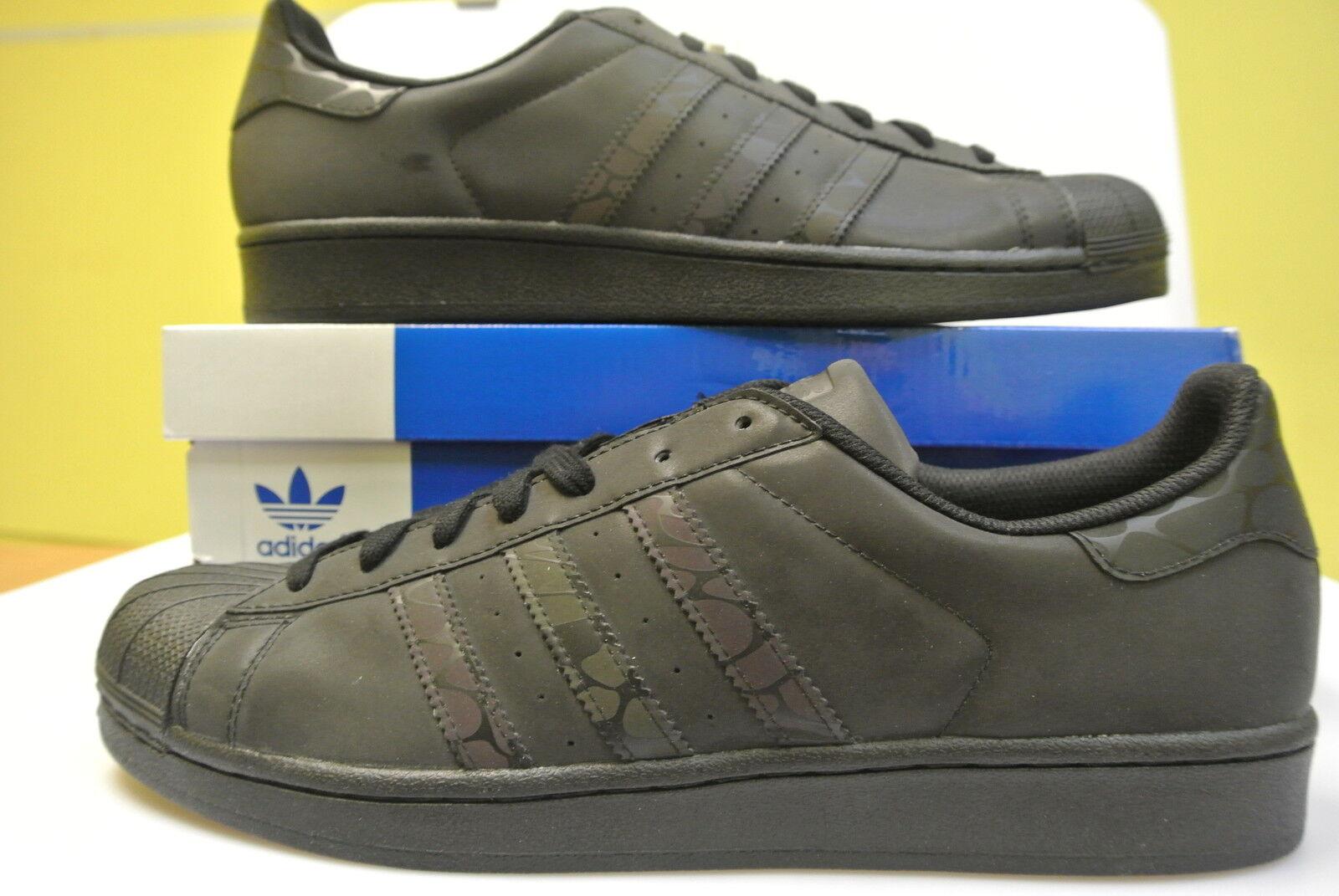 Adidas Superstar talla elegibles nuevo con embalaje original original embalaje s75537 cd025d