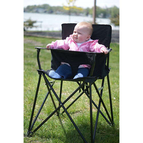 baby Lightweight Portable Folding Highchair w// Camping Beach Carrying Bag ciao
