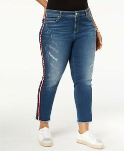 INC-International-Concepts-Plus-Size-Cropped-Racing-Stripe-Jeans