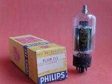 1 tube electronique PHILIPS PL300 /vintage valve tube amplifier/NOS(4)