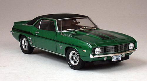 1969 camaro rallye yenko grünen supersportwagen 1   504 1,18 highway 61 50699