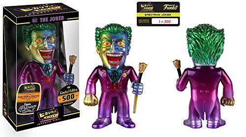DC Spectrum Joker Hikari Sofubi Figure By Funko
