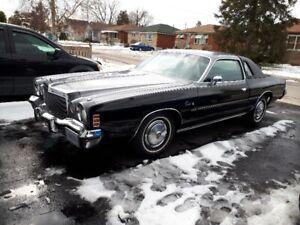 Gentleman's  Muscle Car
