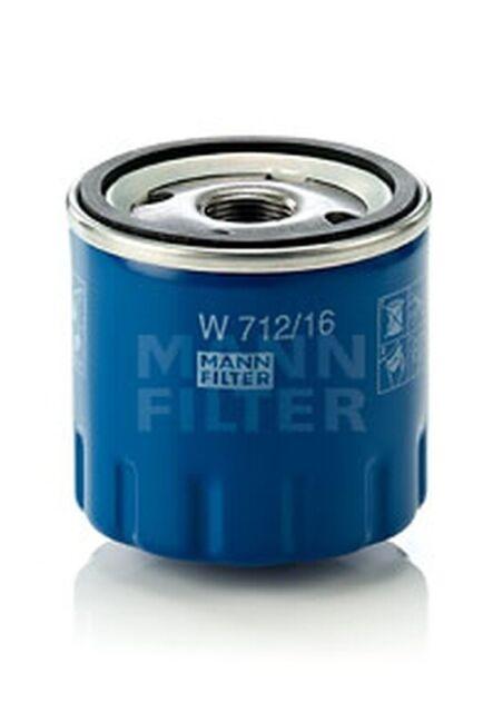 Filtre à huile MANN-FILTER W 7003 pour Alfa romeo Fiat Lancia