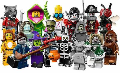 LEGO Minifigures Series 14 Full Complete Set 16 Re Sealed 71010 CMF Mini Figures