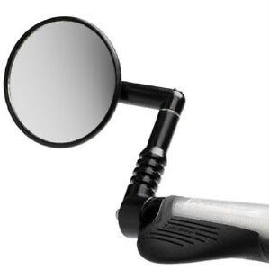 Vélo réglable grand angle de recul guidon fin miroir 6cm x 4cm mtb