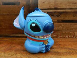 Disney-on-Ice-Lilo-amp-Stitch-Mug-Cup-with-Flip-Top-Lid