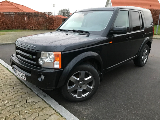 Land Rover Discovery 3, 2,7 D SE aut., Diesel, 2009, km…