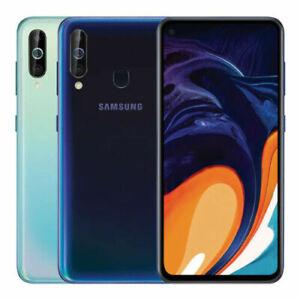 Samsung Galaxy A60 A6060 Dual Sim 6 3 Infinity O 128gb Android Phone By Fedex Ebay