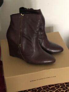 river island ladies boots size 5 | eBay