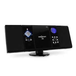 KOMPAKT-VERTIKAL-STEREO-ANLAGE-HIFI-CD-SPIELER-MP3-PLAYER-USB-SD-RADIO-BLUETOOTH