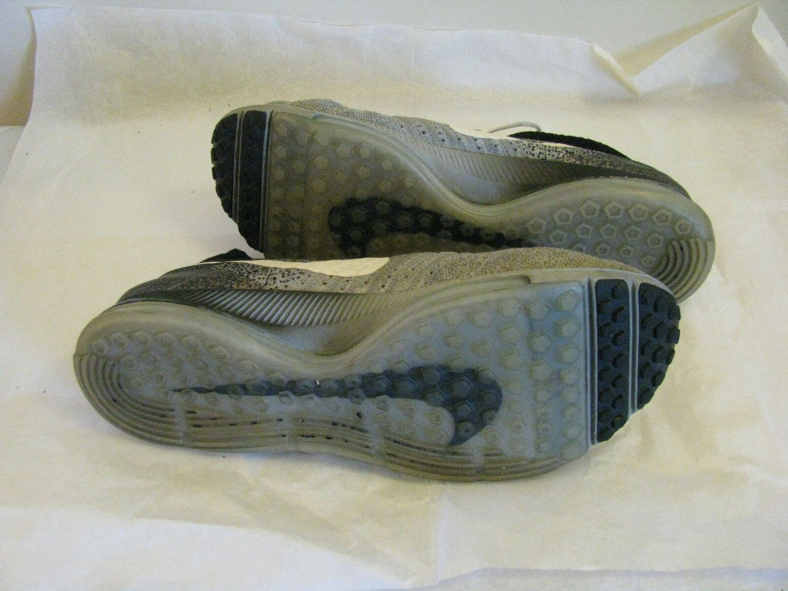 low priced 05f44 70ed5 ... Nike Zoom All Out 844134-003 Mens Size Size Size US 11 Oreo Wolf Gray  ...