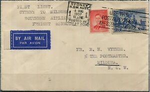 9-Aug-1937-AAMC-754-Sydney-Broken-Hill-Mildura-Southern-Airways-amp-Freighters