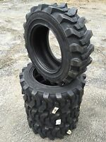 4-10-16.5 Hd Skid Steer Tires - Camso Sks532-10-16.5 Xtra Wall-for Bobcat & More