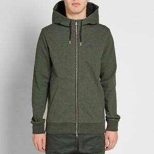 04510f7891 NEW MENS NIKELAB ESSENTIALS FULL ZIP FLEECE HOODIE SIZE XXL 853780 ...