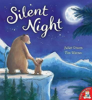 1 of 1 - Silent Night, Juliet Groom, New Book