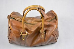 Mr in borsa Jo autentica 100 Per pelle le donne marrone Joe ZRxxdqfwIX