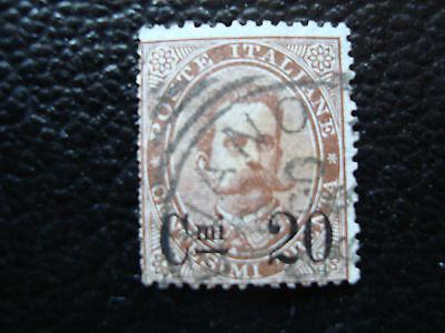 r Suche Nach FlüGen Italien Briefmarke Yvert Und Tellier Nr a11 53 Gestempelt
