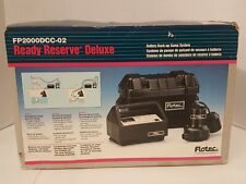 Flotec Emergency Battery Backup Sump Pump System Ready Reserve Deluxe