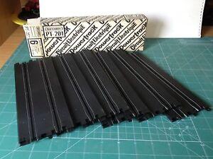 Marque Populaire Matchbox Powertrack Pt-201 Caja Con 6 Vias Rectas De 22,9cm éLéGant En Odeur
