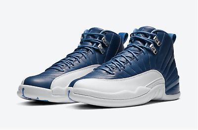 Nike Air Jordan Retro 12 Stone Blue