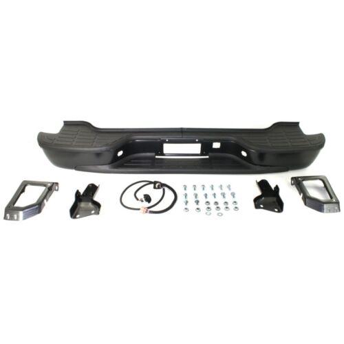 For GMC,Chevrolet Tahoe,Yukon New Rear STEP BUMPER STEEL GM1101115
