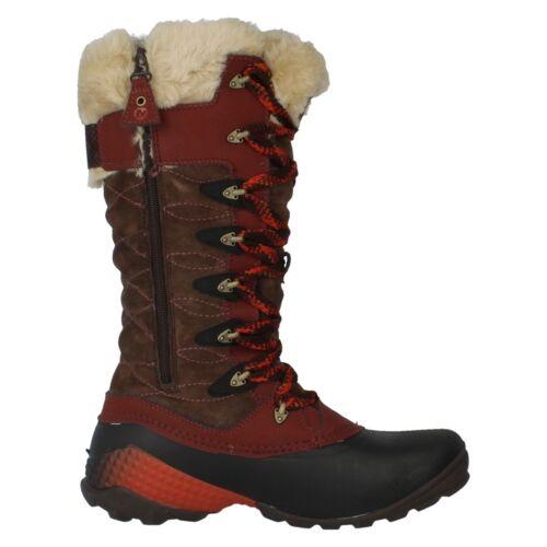Merrell /'Winterbelle/' Ladies Mahogany Walking Boots